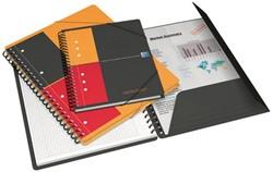 Spiraalblok Oxford International Meetingbook A5 gelinieerd
