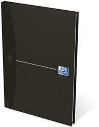 Notitieboek Oxford Smart Black A5 96vel gelinieerd