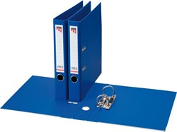 Ordner Quantore A4 50mm PP blauw