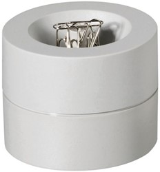 Papercliphouder Maul 30123-02 wit