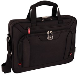 "Laptoptas Wenger Index 16"" zwart"