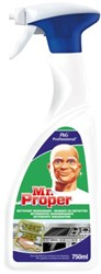 Keukenontvetter Mr Proper spray 750ml