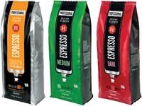 Koffie Douwe Egberts Espresso bonen medium smooth 1000gr-1