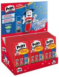 Lijmstift Pritt 2x 22gr + Magic op blister display
