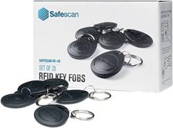 Tijdregistratiesysteem Sleutelhanger RFID tbv Safescan