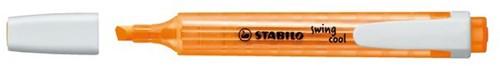 Markeerstift Stabilo Swing Cool 275/54 oranje