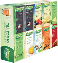 Thee Pickwick multipack original 10x25 zakjes top 10