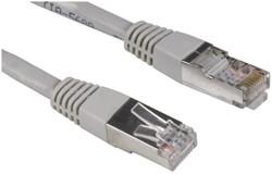 Kabel Hama CAT5e STP 20m grijs bulkverpakking