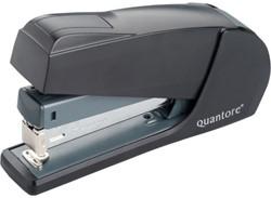 Nietmachine Quantore luxe fullstrip 20vel 24/6 zwart