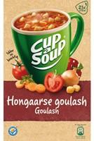 Cup-a-soup Hongaarse goulashsoep 21 zakjes-1