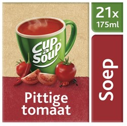Cup-a-soup spicy tomatensoep 21 zakjes