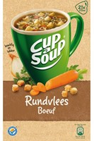 Cup-a-soup rundvleessoep 21 zakjes-1