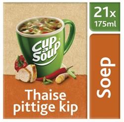 Cup-a-soup Thai spicy kippensoep 21 zakjes