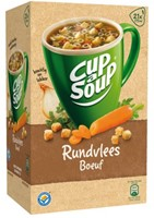 Cup-a-soup rundvleessoep 21 zakjes-2