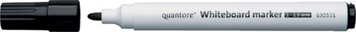 Whiteboardstift Quantore rond 1-1.5mm zwart