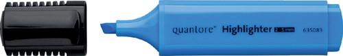 Markeerstift Quantore blauw