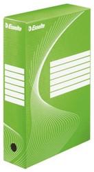 Archiefdoos Esselte boxy 80mm groen