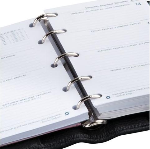 Agenda 2019 organizer Succes mini inhoud sluitlip zwart-3