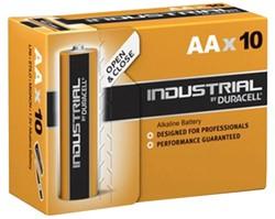Batterij Industrial AA alkaline
