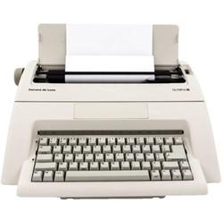 Schrijfmachine Olympia carrera de luxe qwerty