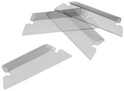 Ruiters voor Euroflex hangmappen 50mm transparant