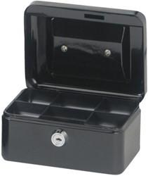 Geldkist Maul 152x125x81mm zwart