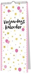 Verjaardagskalender Paperclip glitter & glamour