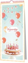 Verjaardagskalender Paperclip sweet scenes