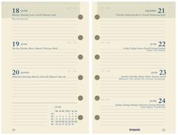 Agendavulling 2019 Brefax 27 7dag/2pagina 6talig
