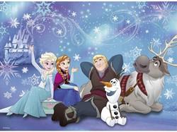 Puzzel Ravensburger Disney Frozen ijsmagie 100 stuks