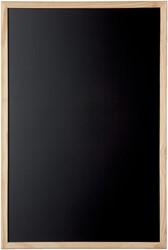 Krijtbord Maul 40x60cm onbewerkt hout