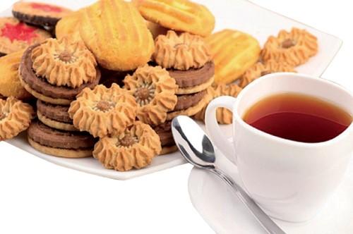 Koekjes Koekmix coffee time assorti 120 stuks-2