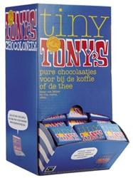 Chocolade Tiny Tony's Chocolonely 140 stuks puur