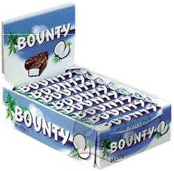 Bounty repen single 57gr 24 stuks