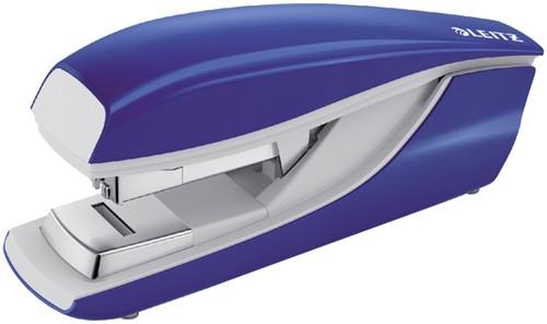 Nietmachine Leitz NeXXt 5523 Flat Clinch 40vel 24/6 blauw