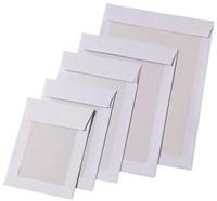 Envelop Quantore bordrug EA4 220x312mm zelfkl. wit 100stuks-1