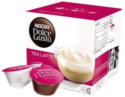 Thee Dolce Gusto Tea latte 16 cups voor 8 kopjes