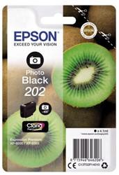 Inkcartridge Epson 202 T02F14 foto zwart