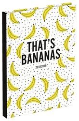 Schoolagenda 2018/2019 Bananas small NL
