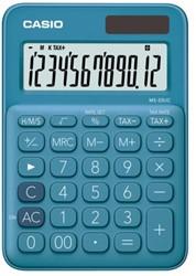 Rekenmachine Casio MS-20UC blauw