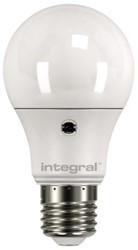 Ledlamp Integral Auto Sensor E27 6,6W 5000K daglicht 510lumen