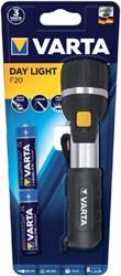Zaklamp Varta Led day light met 2xAA batterijen