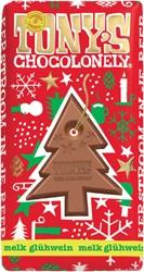 Chocolade Tony's Chocolonely Melk Glühwein 180gr
