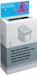 Inzameldoos leeggoed Inkcartridge