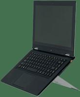 Ergonomische laptopstandaard R-Go Tools Riser attachable aluminium-2
