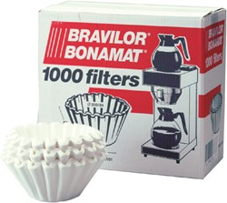 Koffiefilter Bravilor 245mm