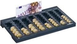 Geldsorteerbak Durable 178058 euroboard L 33.5x324x190