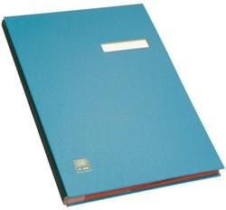 Vloeiboek Elba 41403 blauw