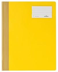 Snelhechter Durable 2500 A4 PVC etiketvenster geel
