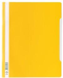 Snelhechter Durable 2570 A4 PVC geel